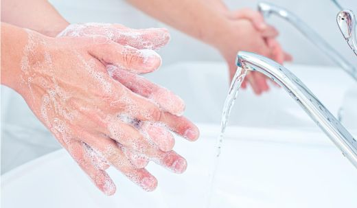 Introduction to Hand Hygiene for Care Home Staff